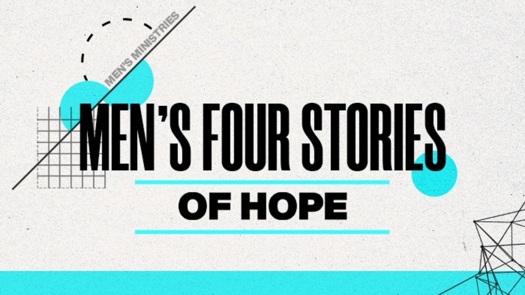 Four Stories of Hope – Wednesday Mornings -Virtual
